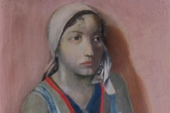 Frauenbildnisse von Albert Burkart