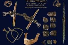 Wilflingen Funde 6.-7.Jh. n. Chr.