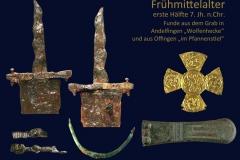 Andelfingen Funde 6.-7. Jh. n. Chr.
