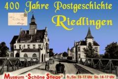 400 Jahre Postgeschichte Riedlingen