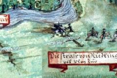 Reiseschein von 1847