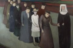 Albert Burkart Die Blinden 1932
