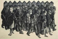Albert Burkart Schichtwechsel 1928