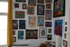 Atelier von Gerda Sorger