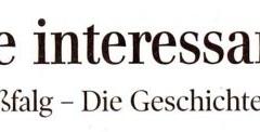 Berichterstattung in der Schwäbischen Zeitung vom 28.11.2013