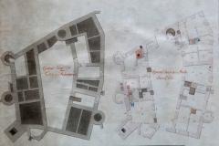 Grundrissplan 1823