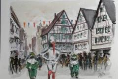 Gemälde von Reinhard Meis