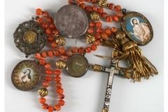 Rosenkranz mit Medaillons