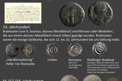 Münzen - Riedlinger Geld